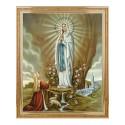 Muttergottes von Lourdes-Bild