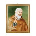 Heiliger Pater Pio-Bild
