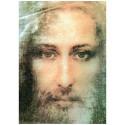 Antlitz Jesu - Farbkarte