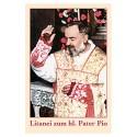 Pater Pio-Gebetszettel