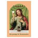 Geistige hl. Kommunion-Gebetszettel