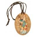 Hl. Christophorus - Amulett