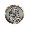Magnet Heiliger Josef mit Jesukind