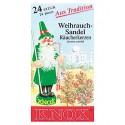 Weihrauch-Sandelholz-Räucherkerzen