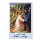 Der heilige Kreuzweg-Gebetszettel