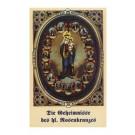 Geheimnisse des hl. Rosenkranzes-Gebetszettel