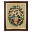 Herz Maria-Bild