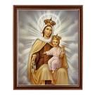 Maria im Karmel-Bild