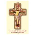 Franz von Assisi-Gebetszettel