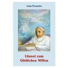Litanei zum Göttlichen Willen - Gebetszettel