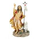 Statue – Darstellung des Auferstandenen