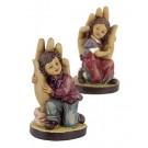 Die schützenden Hände-Statuen